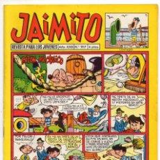 Tebeos: JAIMITO Nº 917 (VALENCIANA 1967). Lote 267911554