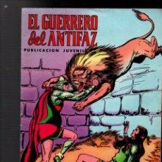 Tebeos: EL GUERRERO DEL ANTIFAZ. Nº 9. FUGA DESESPERADA. EDITORA VALENCIANA 1972. Lote 268118129