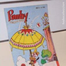 Tebeos: PUMBY AÑO VI Nº 170 - VALENCIANA. Lote 268129484
