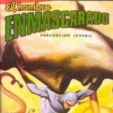 Tebeos: EL HOMBRE ENMASCARADO-COLOSOS DEL CÓMIC- Nº 27 -ATERRIZAJE FORZOSO-1981-BUENO-DIFICIL-LEA-5006. Lote 268142849