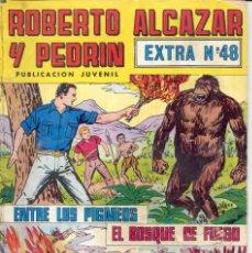 Tebeos: ROBERTO ALCAZAR (N 48). Lote 268598499