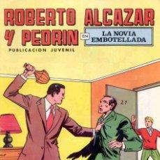 Tebeos: ROBERTO ALCAZAR (N 52). Lote 268599424