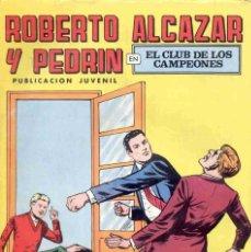 Tebeos: ROBERTO ALCAZAR (N 55). Lote 268599874