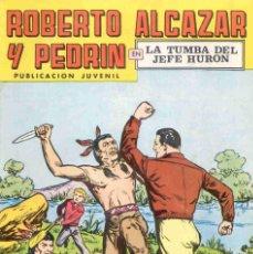 Tebeos: ROBERTO ALCAZAR (N 63). Lote 268600144