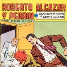 Tebeos: ROBERTO ALCAZAR (N 66). Lote 268600769