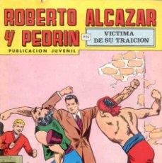 Tebeos: ROBERTO ALCAZAR (N 68). Lote 268601419