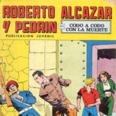 Tebeos: ROBERTO ALCAZAR (N 114). Lote 268601799