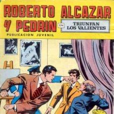 Tebeos: ROBERTO ALCAZAR (N 126). Lote 268602449