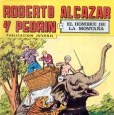 Tebeos: ROBERTO ALCAZAR (N 128). Lote 268603489