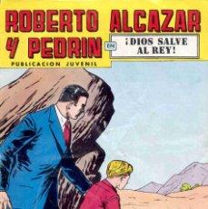 Tebeos: ROBERTO ALCAZAR (N 150). Lote 268604554