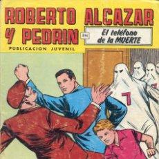 Tebeos: ROBERTO ALCAZAR (N 228). Lote 268604789