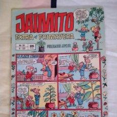 Tebeos: JAIMITO Nº 1.323, EXTRA DE PRIMAVERA. EDIVAL, 12-4-1975.. Lote 268796799