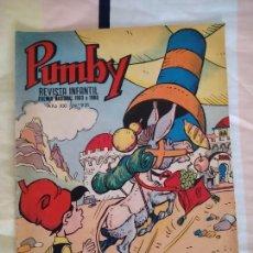 Tebeos: PUMBY Nº 931. 13-9-1975, EDIVAL.. Lote 268797584