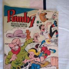 Tebeos: PUMBY Nº 932. 20-9-1975, EDIVAL.. Lote 268797649