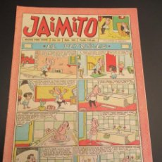 Tebeos: JAIMITO (1945, VALENCIANA) 380 · 19-I-1957 · JAIMITO. Lote 268870689