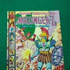 Tebeos: NUEVAS AVENTURAS DE MAZINGER-Z Nº 27. CALIGULA-2 ¡ALERTA!. ED. VALENCIANA, ABRIL 1979. Lote 268876209
