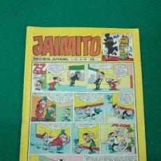 Tebeos: JAIMITO Nº 1364. EDIVAL, ENERO 1976. Lote 268876644