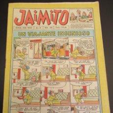 Tebeos: JAIMITO (1945, VALENCIANA) 358 · 18-VIII-1956 · JAIMITO. Lote 268884239