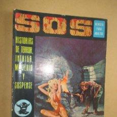 Tebeos: SOS AÑO 1 NUMERO 22 1975. Lote 268940724