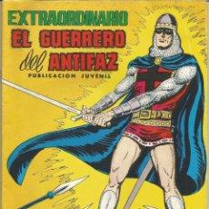 Tebeos: NUEVAS AVENTURAS DE EL GUERRERO DEL ANTIFAZ EXTRAORDINARIO EDITORIAL VALENCIANA. Lote 268981594