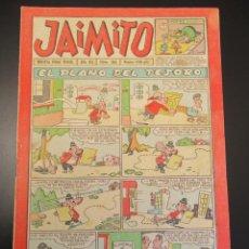Tebeos: JAIMITO (1945, VALENCIANA) 386 · 2-III-1957 · JAIMITO. Lote 268997404