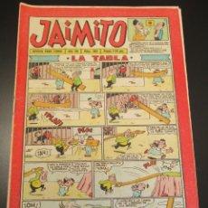Tebeos: JAIMITO (1945, VALENCIANA) 382 · 2-II-1957 · JAIMITO. Lote 268997729