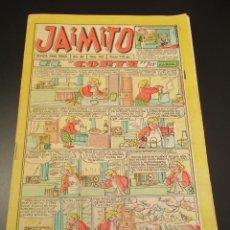 Tebeos: JAIMITO (1945, VALENCIANA) 388 · 16-III-1957 · JAIMITO. Lote 269000364