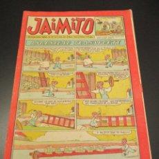 Tebeos: JAIMITO (1945, VALENCIANA) 392 · 13-IV-1957 · JAIMITO. Lote 269000609