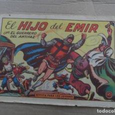 Tebeos: EL GUERRERO DEL ANTIFAZ Nº 561 EDITORIAL VALENCIANA ORIGINAL. Lote 269109633
