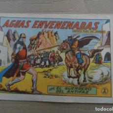 Tebeos: EL GUERRERO DEL ANTIFAZ Nº 556 EDITORIAL VALENCIANA ORIGINAL. Lote 269127218