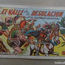 Tebeos: EL GUERRERO DEL ANTIFAZ Nº 551 EDITORIAL VALENCIANA ORIGINAL. Lote 269127763