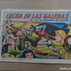Tebeos: EL GUERRERO DEL ANTIFAZ Nº 545 EDITORIAL VALENCIANA ORIGINAL. Lote 269128098
