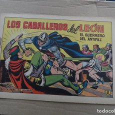 Tebeos: EL GUERRERO DEL ANTIFAZ Nº 523 EDITORIAL VALENCIANA ORIGINAL. Lote 269128538