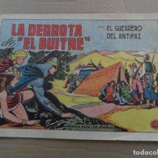 Tebeos: EL GUERRERO DEL ANTIFAZ Nº 516 EDITORIAL VALENCIANA ORIGINAL. Lote 269128808