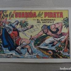 Tebeos: EL GUERRERO DEL ANTIFAZ Nº 509 EDITORIAL VALENCIANA ORIGINAL. Lote 269129193