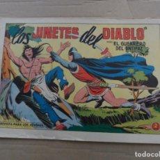 Tebeos: EL GUERRERO DEL ANTIFAZ Nº 479 EDITORIAL VALENCIANA ORIGINAL. Lote 269148448