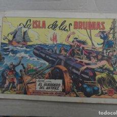 Tebeos: EL GUERRERO DEL ANTIFAZ Nº 468 EDITORIAL VALENCIANA ORIGINAL. Lote 269159458