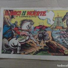 Tebeos: EL GUERRERO DEL ANTIFAZ Nº 454 EDITORIAL VALENCIANA ORIGINAL. Lote 269159673