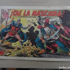 Tebeos: EL GUERRERO DEL ANTIFAZ Nº 449 EDITORIAL VALENCIANA ORIGINAL. Lote 269159853