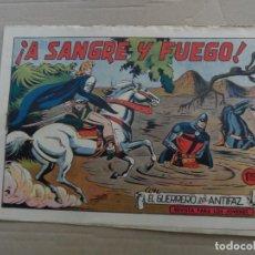 Tebeos: EL GUERRERO DEL ANTIFAZ Nº 434 EDITORIAL VALENCIANA ORIGINAL. Lote 269161613