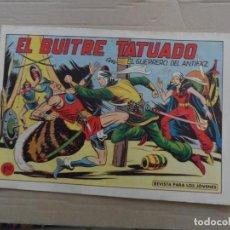 Tebeos: EL GUERRERO DEL ANTIFAZ Nº 425 EDITORIAL VALENCIANA ORIGINAL. Lote 269163568