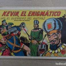 Tebeos: EL GUERRERO DEL ANTIFAZ Nº 419 EDITORIAL VALENCIANA ORIGINAL. Lote 269163678