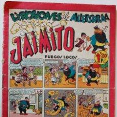 Tebeos: JAIMITO, NUMEROS 44 Y 78, EDITORIAL VALENCIANA. Lote 269196138