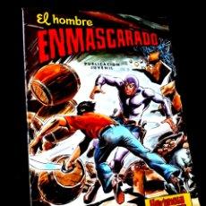 Tebeos: MUY BUEN ESTADO EL HOMBRE ENMASCARADO 44 VALENCIANA. Lote 269209223