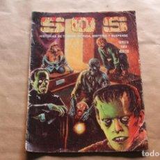 Tebeos: SOS Nº 51, SEGUNDA ÉPOCA, EDITORIAL VALENCIANA. Lote 269261848