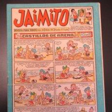 Tebeos: JAIMITO (1945, VALENCIANA) 413 · 7-IX-1957 · JAIMITO. Lote 269278858
