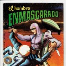 Tebeos: EL HOMBRE ENMASCARADO Nº 10 - EL PODER DE LOS PIRATAS SINGH - COLOSOS DEL COMIC - VALENCIANA 1980. Lote 269290908