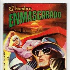 Tebeos: EL HOMBRE ENMASCARADO Nº 28 - VERTIGINOSOS NEGOCIOS - COLOSOS DEL COMIC - VALENCIANA 1980. Lote 269292028