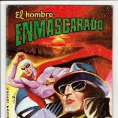 Tebeos: EL HOMBRE ENMASCARADO Nº 28 - VERTIGINOSOS NEGOCIOS - COLOSOS DEL COMIC - VALENCIANA 1980. Lote 269292123
