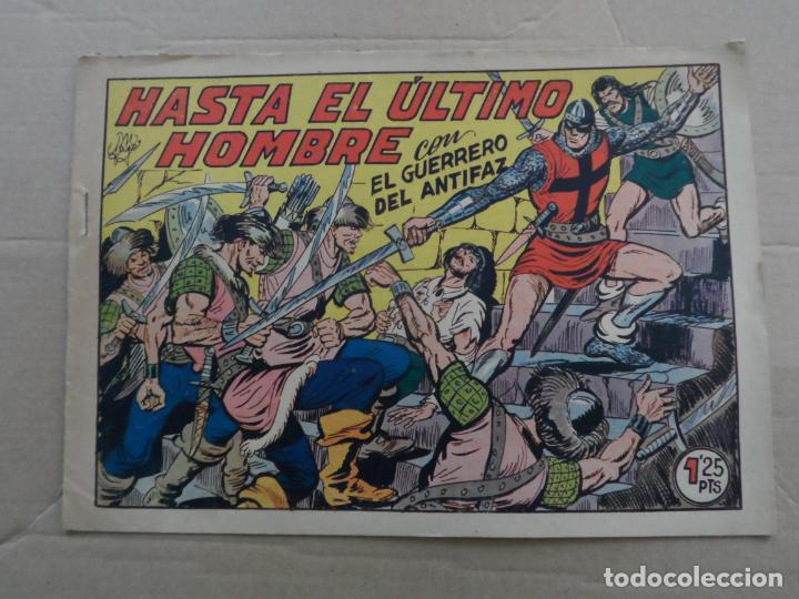 EL GUERRERO DEL ANTIFAZ Nº 260 EDITORIAL VALENCIANA ORIGINAL (Tebeos y Comics - Valenciana - Guerrero del Antifaz)